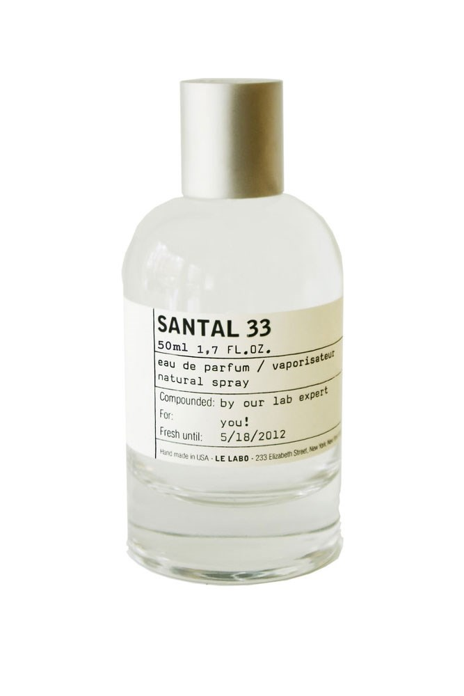 """""""I'm about to revisit this heady scent that's the fragrance equivalent of a hot date (mostly because it's less elusive than an <em>actual </em>hot date)."""" - Elle McClure, digital producer<br><br> <a href=""""http://mecca.com.au/le-labo/santal-33/V-011641.html?cgpath=brands-lelabo#start=1"""">Santal 33 EDP, $252 for 50ml, Le Labo</a>"""