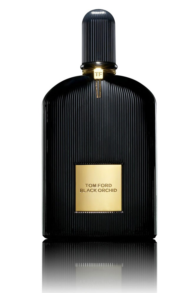 """""""This is the perfect scent for the strong, powerful and sexy woman that I'm totally not (but am trying really hard to be)."""" – Mahalia Chang, digital producer<br><br> <a href=""""http://shop.davidjones.com.au/djs/ProductDisplay?catalogId=10051&productId=12061&langId=-1&storeId=10051"""">Black Orchid EDP, $165 for 50ml, Tom Ford</a>"""