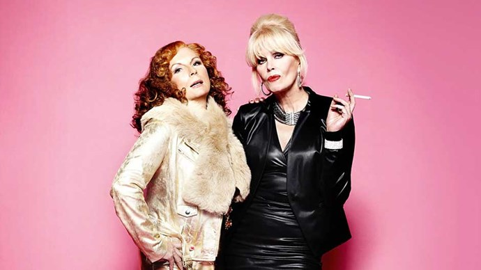 Eddy Monsoon and Patsy Stone from Absolutely Fabulous