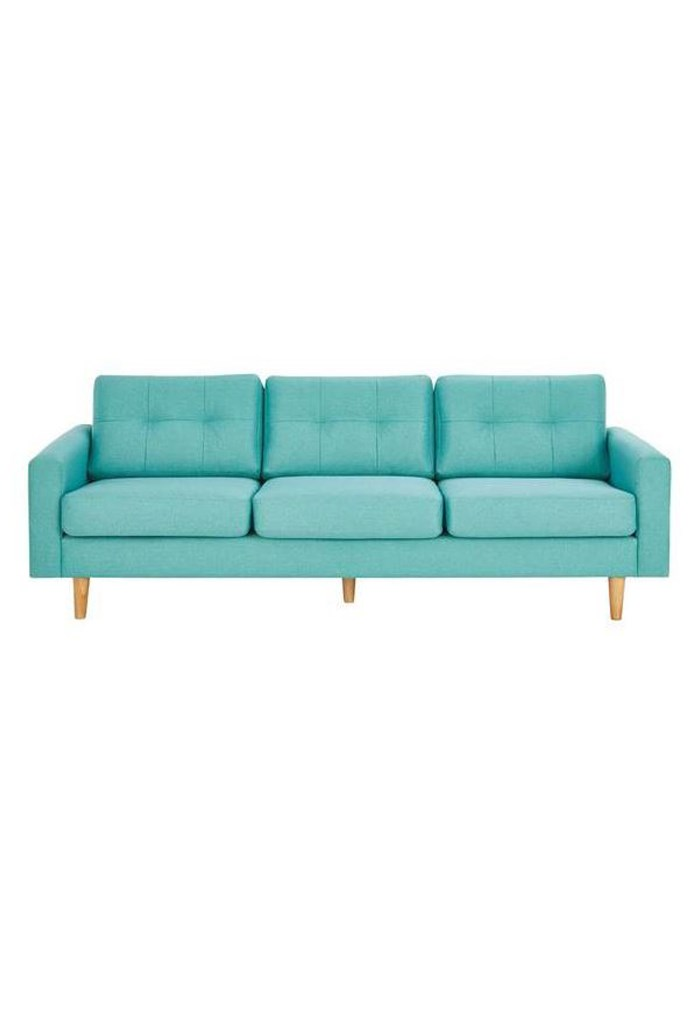 Sofa, $599, Fantastic Furniture, fantasticfurniture.com.au