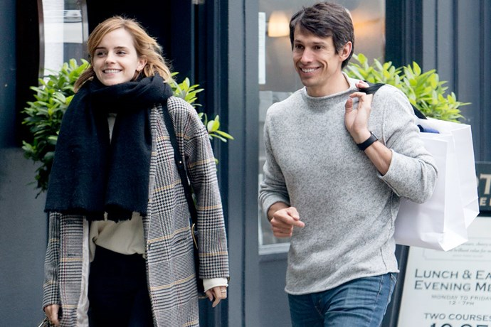 Emma Watson William Knight London