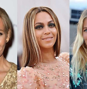 Author JK Rowling, musician Beyonce, and pro surfer Stephanie Gilmore