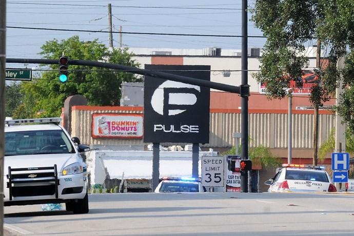 Pulse nightclub Orlando Florida shooting