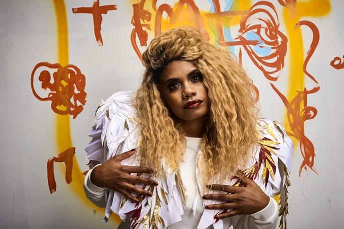 Sydney singer Ngaiire