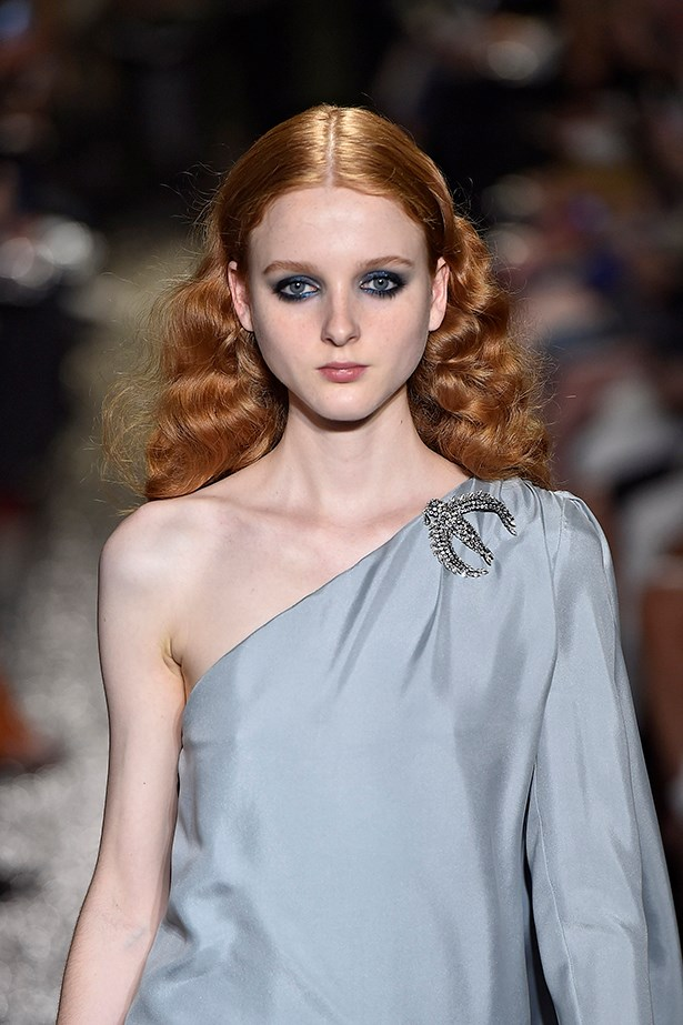 <P>LEO<P> <p> Leo is the lion sign so that voluminous mane needs to turn heads.<p> <p> Look to Sonia Rykiel for runway-inspiration and channel your inner Elizabeth Taylor. Models oozed fifties Hollywood starlet glamour with side partings that gave way to soft tumbling waves. Finish with a mist of shine spray or gloss for that million-dollar sheen.