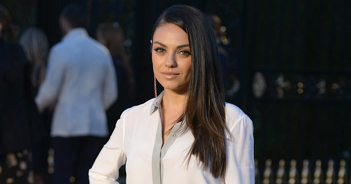 mila kunis ashton kutcher motherhood
