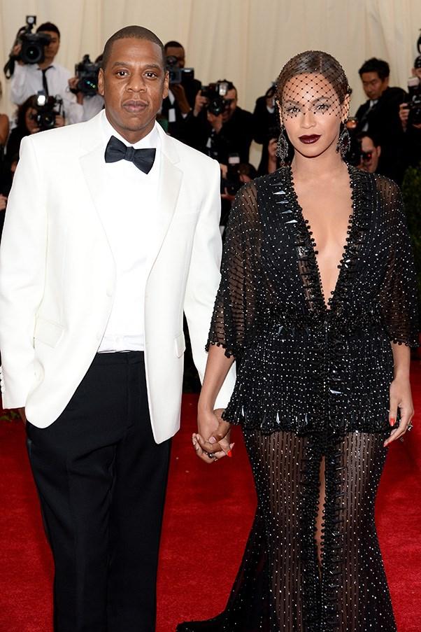 Beyoncé and Jay Z.