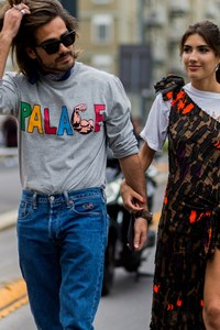 All The Best Street Style From The SS17 Men's Fashion Weeks