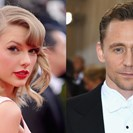 Taylor Swift And Tom Hiddleston Play A Casual, Non-Staged Round Of 'Meet The Parents' image