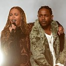 Beyoncé Allows Kendrick Lamar To Share Her Stage At The BET Awards image