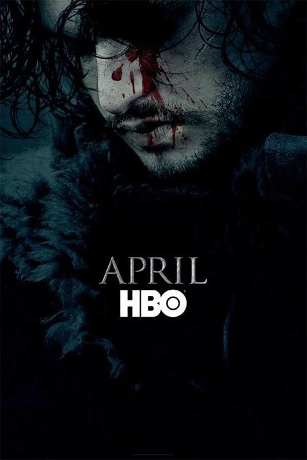 Game of Thrones season 6.