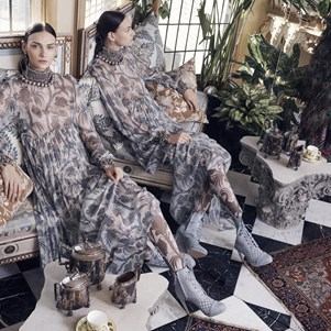 Zimmermann's AW16-17 collection Mirror Mirror