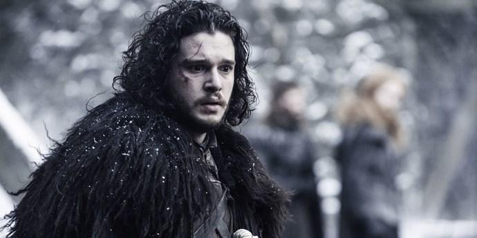 Jon Snow Game of Thrones HBO