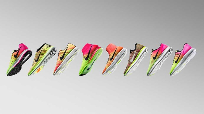 Nike unlimited colourways