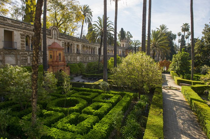 <strong>IF YOU LIKED: DORNE</strong> <br><br> House Martell's extravagant home is complete with manicured gardens and stunning architecture.