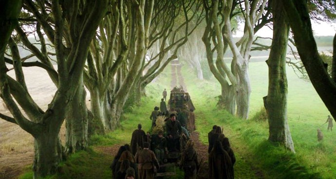 <strong>IF YOU LIKED: THE KINGSROAD</strong> <br><br> The main highway of the Seven Kingdoms runs from King's Landing all the way up to Castle Black.