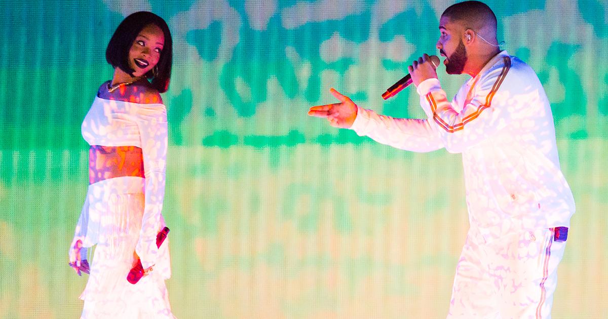 Rihanna & Drake Dating   HOT 104.1