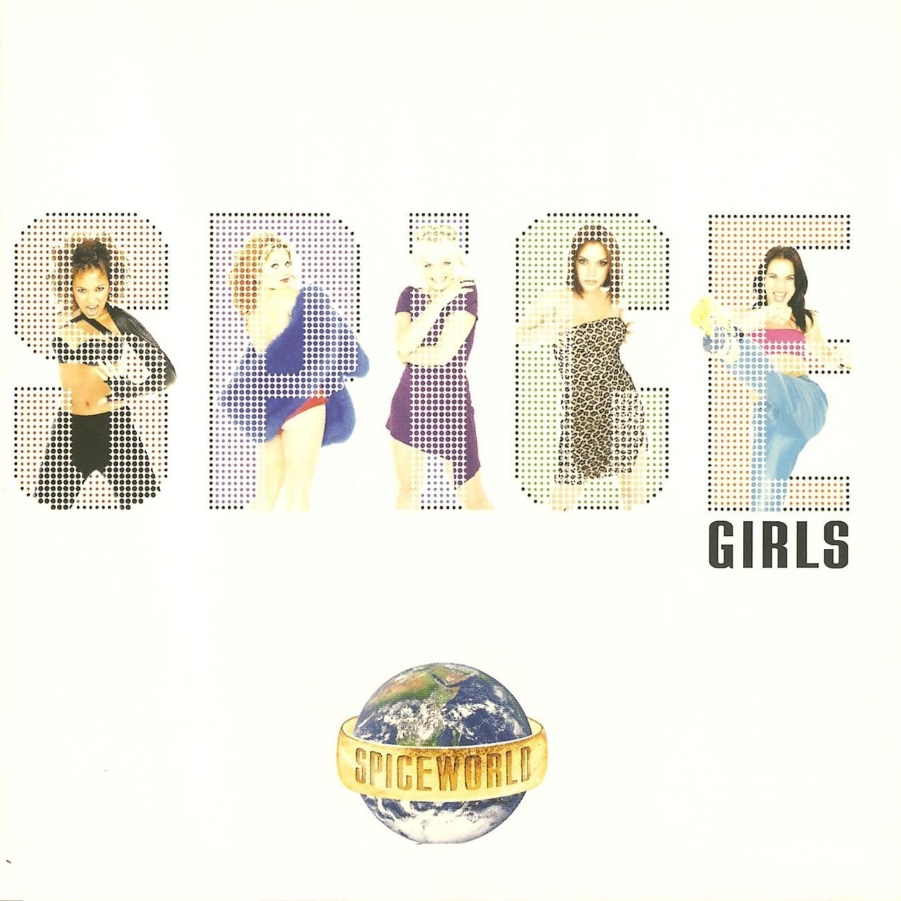 Their phenomenal sophomore effort, Spice World on compact disc. Perfect for blasting via your bedroom sound system (the one you got for Christmas that can hold FIVE CDs AT ONCE!)