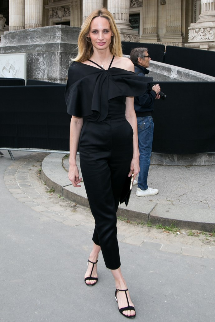 Lauren Santo Domingo at Chanel