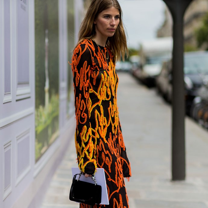 street style couture fashion week fall 2016