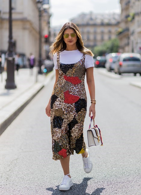 The Latest And Greatest Street Style From Paris Fashion Week