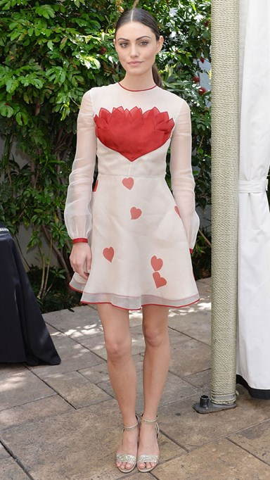Style File: Phoebe Tonkin