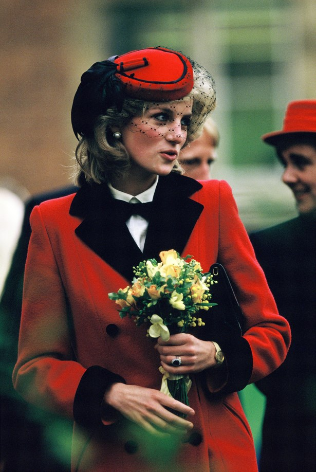 Princess Diana.