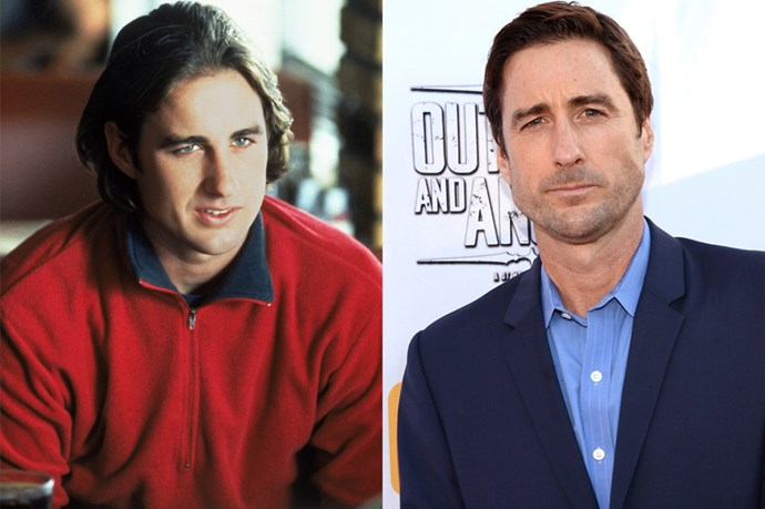Luke Wilson as Emmett.