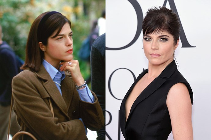 Selma Blair	as Vivian Kensington.