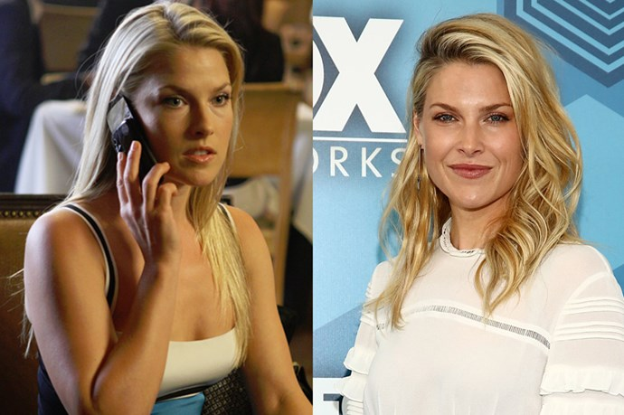 Ali Larter as Brooke Taylor Windham.