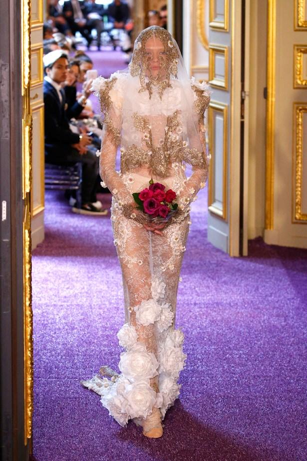 Francesco Scognamiglio Haute Couture.