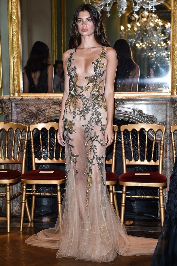 Alberta Ferreti Haute Couture.