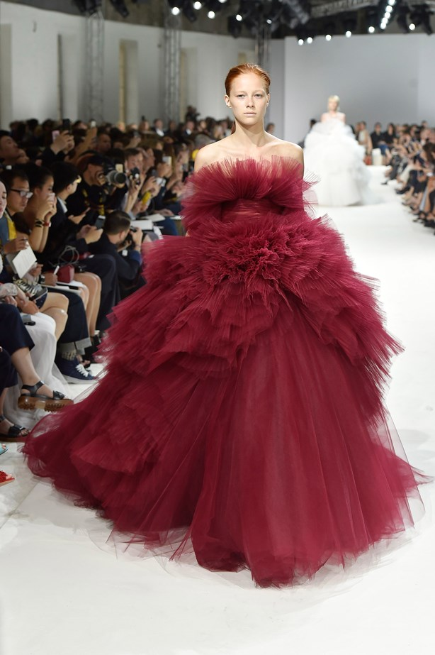 Giambattista Valli Couture.