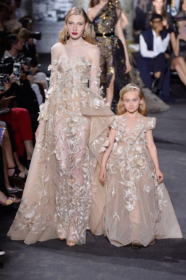 Elie Saab Couture.