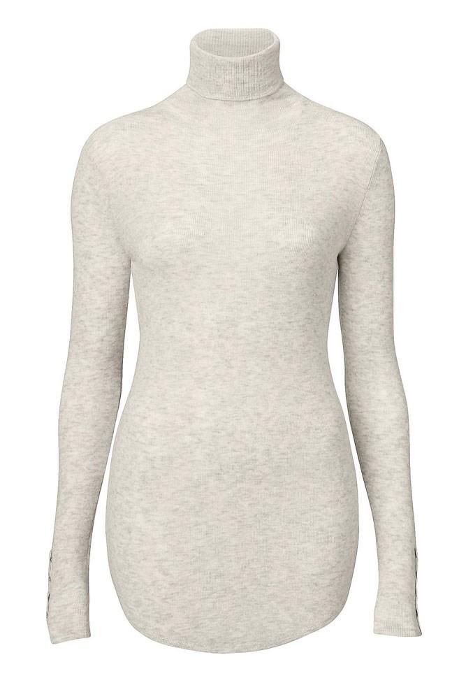 "<a href=""https://www.witchery.com.au/shop/woman/clothing/knitwear/60190996/Fine-Roll-Neck-Knit.html"">Knit, $99.95, Witchery</a>"