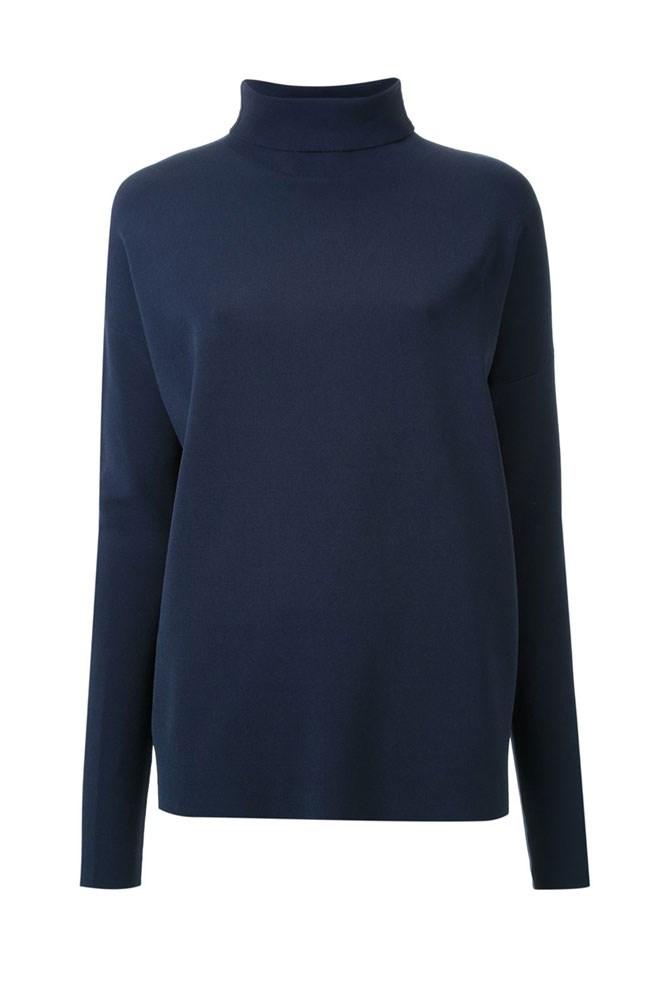 "<a href=""http://www.farfetch.com/au/shopping/women/scanlan-theodore-micro-crepe-roll-neck-sweater-item-11283746.aspx"">Sweater, $350, Scanlan Theodore at farfetch.com</a>"