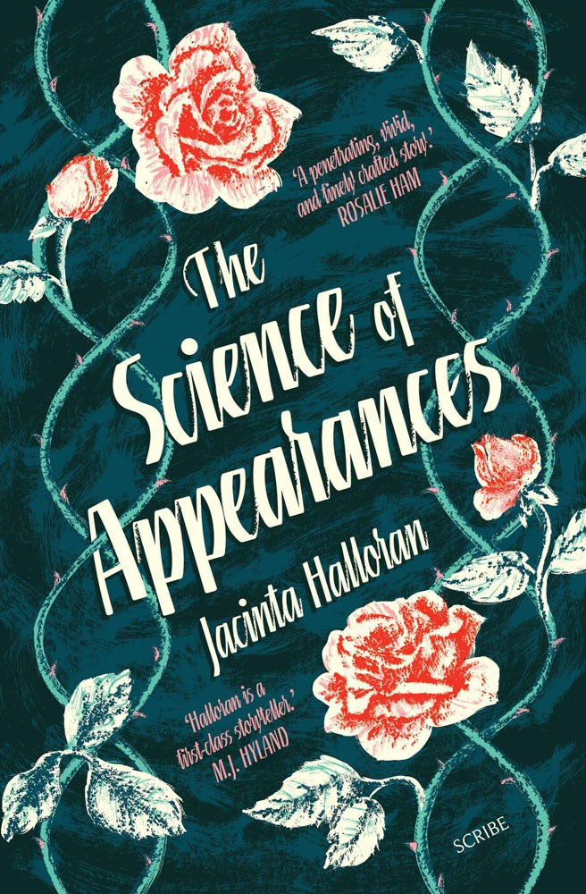 "<strong><a href=""http://http://www.booktopia.com.au/the-science-of-appearances-jacinta-halloran/prod9781925321579.html"">The Science of Appearances by Jacinta Halloran</a></strong> ($29.99, Scribe) <em>Out August 29</em> A coming-of-age story set in 1950s Melbourne, it follows twins Dominic and Mary who couldn't be less alike. Dom is shy and introspective; Mary is impulsive and artistic. Mary escapes their country town to live in Melbourne, while Dom is burdened with family responsibility. While each takes a very different path in life, they find themselves irrefutably drawn back together."