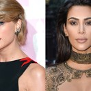 A Guide To All The Celebrity Reactions (And Interactions) To The Taylor Vs Kim Debacle image
