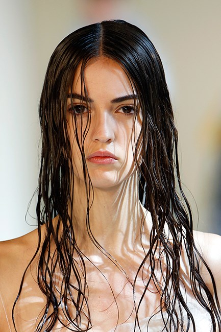 """""""High shine starts in the shower. Rinse your hair in cold water for longer than usual – you want to rinse all the conditioner out until it's squeaky clean. Then try weekly treatments, too. They'll help improve texture for amazing softness and shine. And, if you're really serious, take supplements for healthy, strong hair."""" <br><br>Silicea Gel, $34.99, <a href=""""https://www.priceline.com.au/silicea-silicea-gel-500-ml"""">Silicea</a>"""