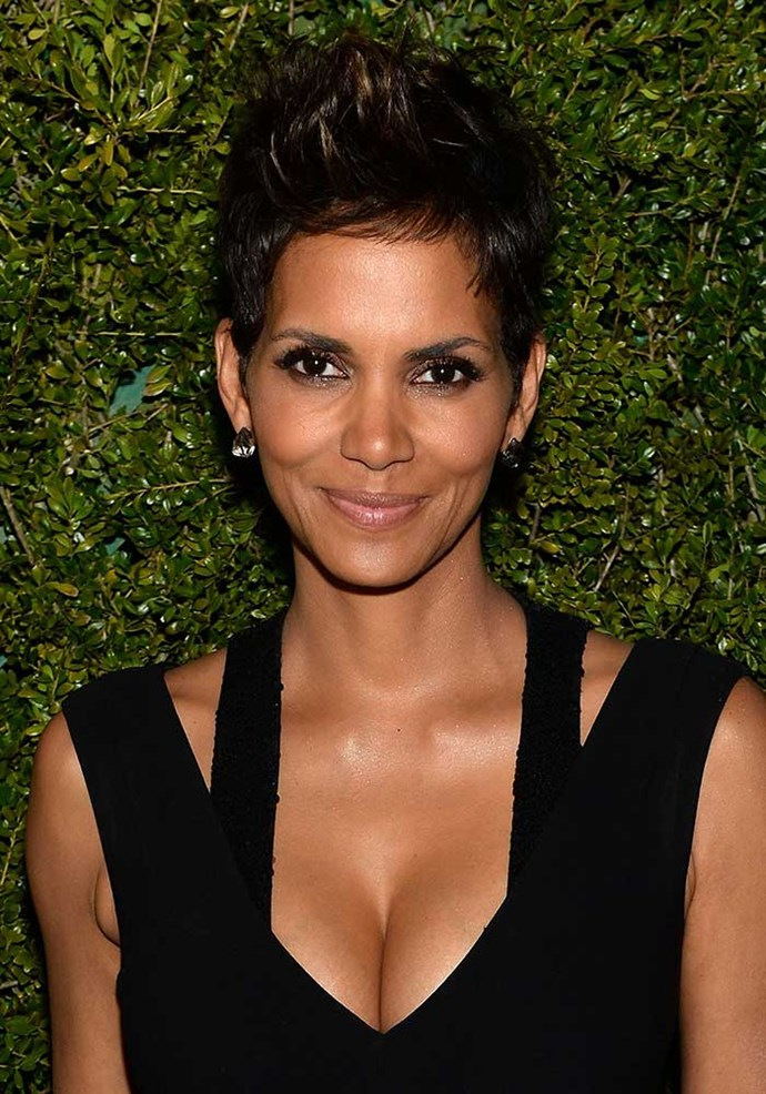 """</p><p>""""When I would put Nahla on the boob, she would go a nice little girly suck; with him [son, Maceo], it's like he's sucking the life out of me.""""<br><br> Halle Berry on <a href=""""https://www.youtube.com/watch?list=UUp0hYYBW6IMayGgR-WeoCvQ&v=92M_hdxkJts""""><em>The Ellen Degeneres Show</a></em> in 2014."""