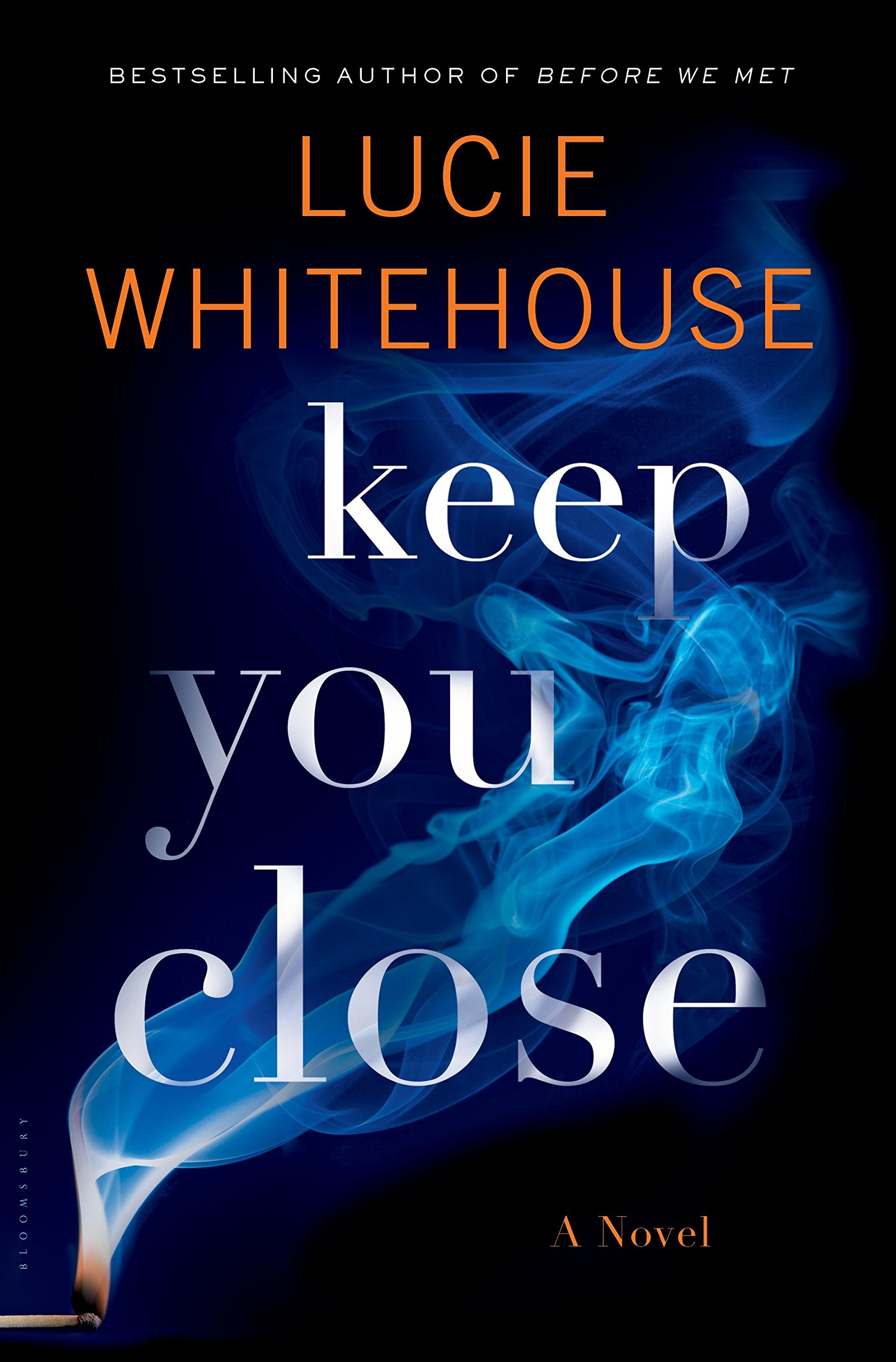 <p><em>Keep You Close</em> by Lucie Whitehouse</p> <p>Nothing helps to take your mind off endless waiting like an absorbing psychological thriller. This one by British author Lucie Whitehouse tackles obsession, family, friendship, and secrets. Esteemed artist Marianne Glass falls to her death one snowy evening, and her estranged best friend Rowan Winter is determined to find out whether it really was an accident, or something more sinister. You'll barely notice you've been sitting on your suitcase for hours.</p>