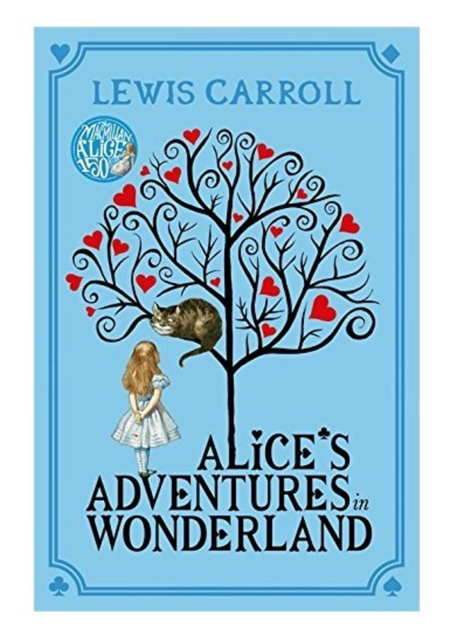<em>Alice's Adventures In Wonderland</em> by Lewis Carroll