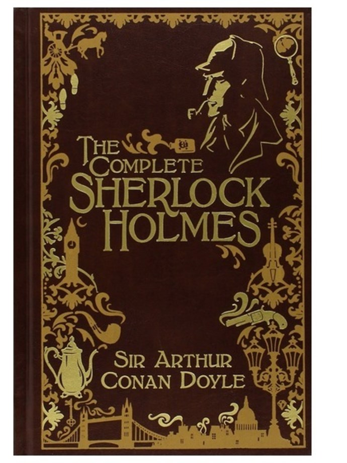 <em>The Adventures Of Sherlock Holmes</em> by Arthur Conan Doyle