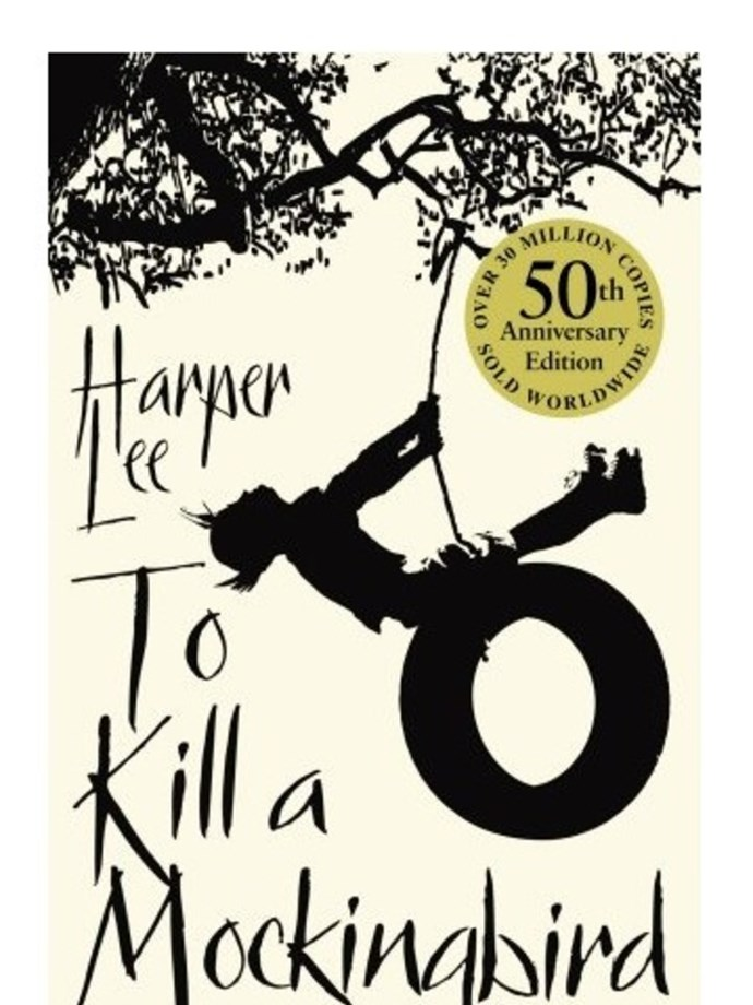 <em>To Kill A Mockingbird</em> by Harper Lee