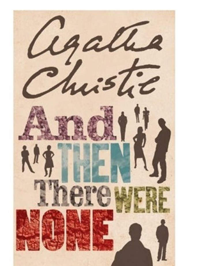 <em>And Then There Were None</em> by Agatha Christie
