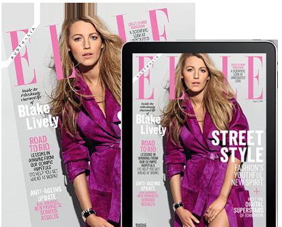 ELLE Australia magazine