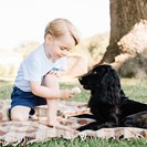 This Portrait Of Prince George Is Causing Some Controversy  image