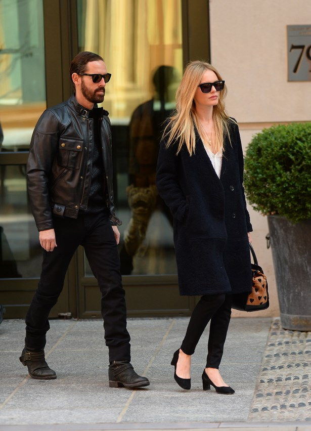 Kate Bosworth and Michael Polish.