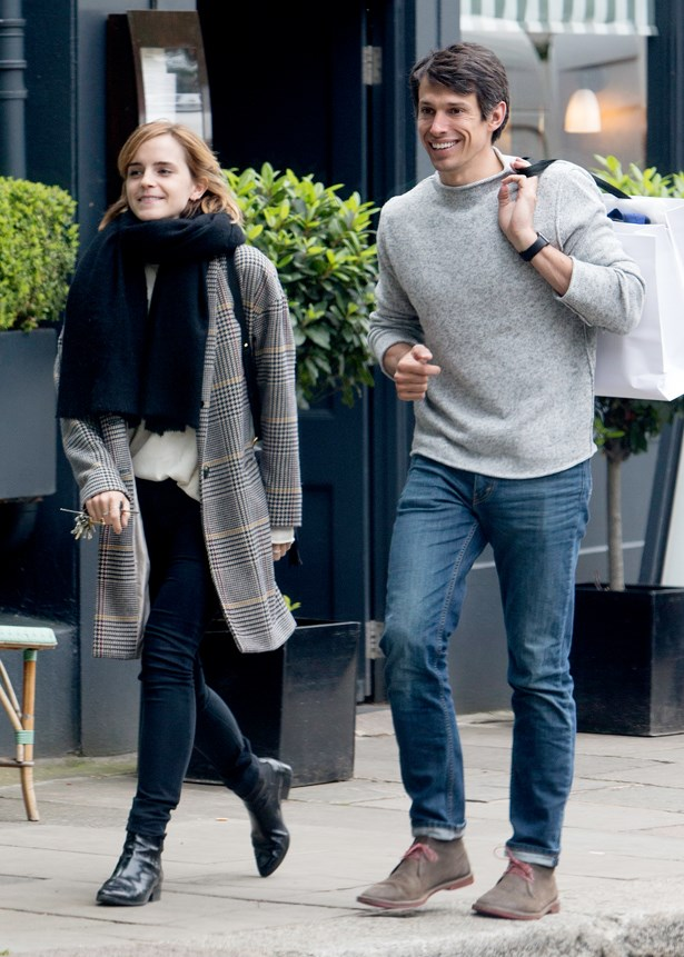 Emma Watson and Max Knight.
