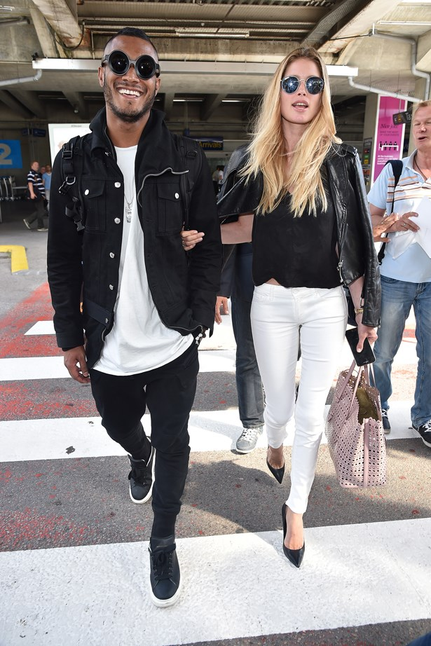 Sunnery James and Doutzen Kroes.
